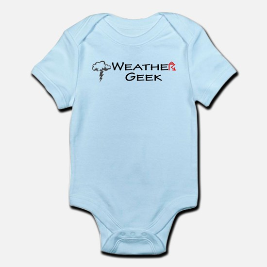 Weather Geek Infant Bodysuit