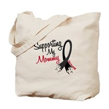 Supporting My Mommy MELANOMA Tote Bag