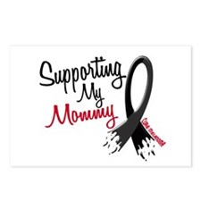 Supporting My Mommy MELANOMA Postcards (Package of