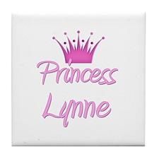 Princess Lynne Tile Coaster