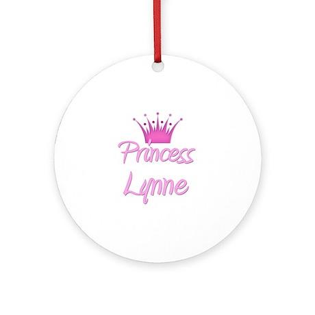 Princess Lynne Ornament (Round)