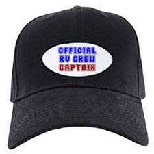 RV Captain Baseball Hat
