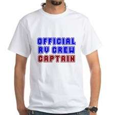 RV Captain Shirt