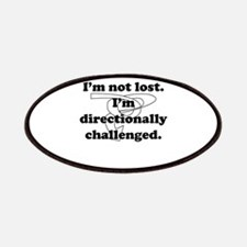 Directionally Challenged Patch