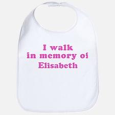 Walk in memory of Elisabeth Bib