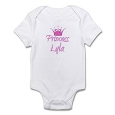 Princess Lyla Infant Bodysuit