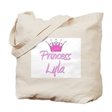 Princess Lyla Tote Bag