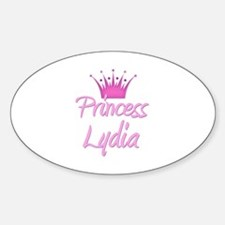 Princess Lydia Oval Decal