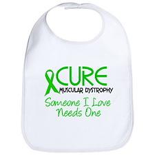 CURE Muscular Dystrophy 2 Bib