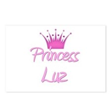 Princess Luz Postcards (Package of 8)