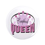 "Srapbook Queen 3.5"" Button (100 pack)"