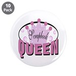 "Srapbook Queen 3.5"" Button (10 pack)"
