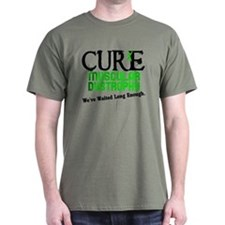 CURE Muscular Dystrophy 3 T-Shirt