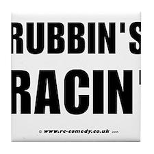 Rubbin's Racin' Tile Coaster