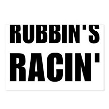 Rubbin's Racin' Postcards (Package of 8)