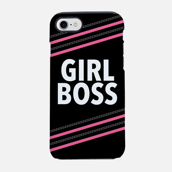 Girl Boss iPhone 7 Tough Case