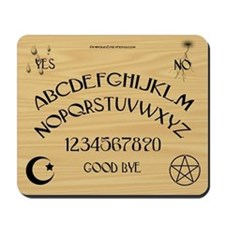 Traditional Talking Board Mousepad