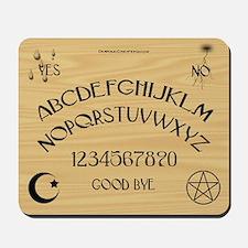 Traditional Talking Board Mousepad