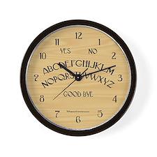 Traditional Talking Board Wall Clock