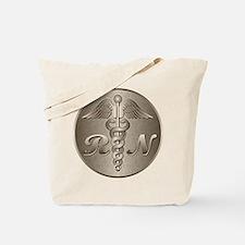 RN Caduceus Tote Bag