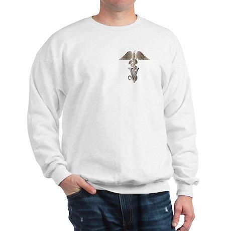 Veterinary Caduceus Sweatshirt