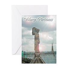 Parisian Angel Greeting Card