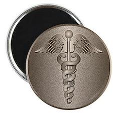 MD Caduceus Magnet