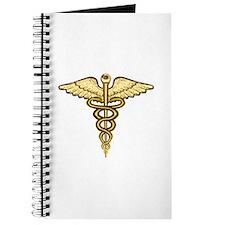 Gold Caduceus Journal