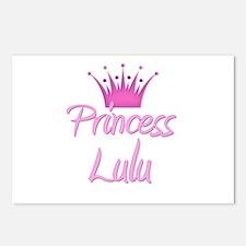 Princess Lulu Postcards (Package of 8)