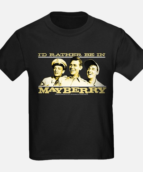 Rather Be in Mayberry T