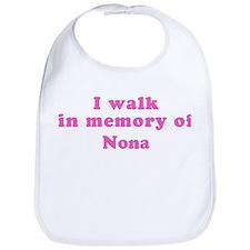 Walk in memory of Nona Bib