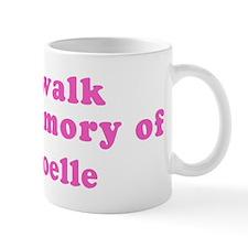 Walk in memory of Noelle Mug