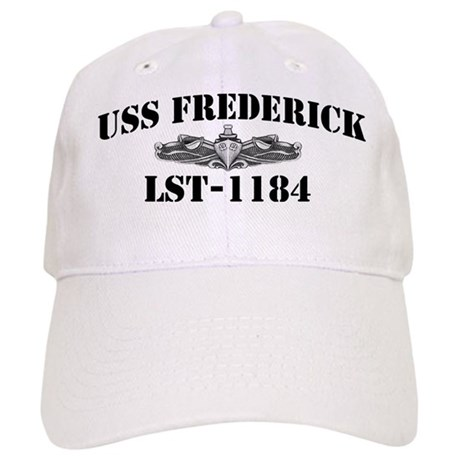 USS FREDERICK Cap