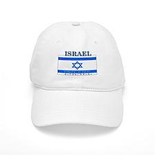 Israel Israeli Flag Baseball Cap