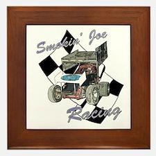 96 Smokin' Joe Racing Framed Tile