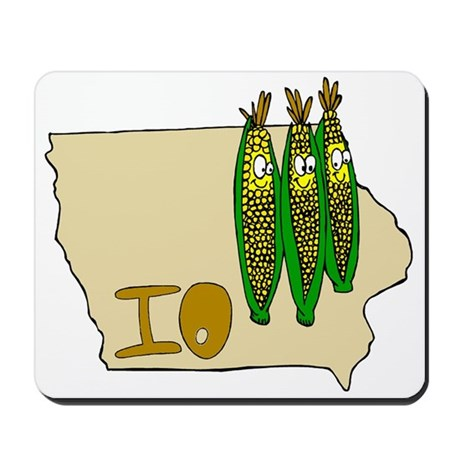 Iowa Pride! Mousepad