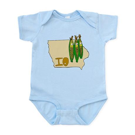 Iowa Pride! Infant Bodysuit