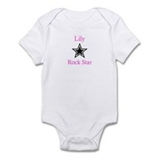 Lily - Rock Star Infant Bodysuit