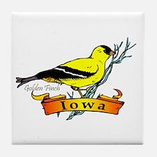 Iowa Pride! Tile Coaster