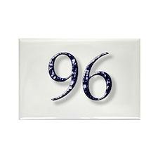 96 Smokin Joe Rectangle Magnet