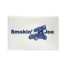 Smokin' Joe Rectangle Magnet