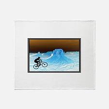 RIDE Throw Blanket