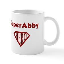 Super Hero Abby Mug