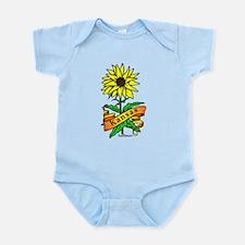 Kansas Pride! Infant Bodysuit