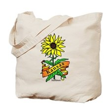 Kansas Pride! Tote Bag