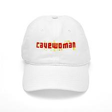CaveWoman Baseball Cap