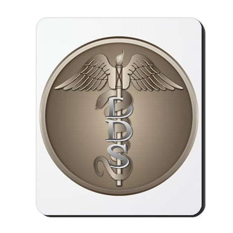 DDS Caduceus Mousepad