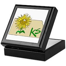 Kansas Pride! Keepsake Box