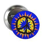 Bang Peace Symbol Button
