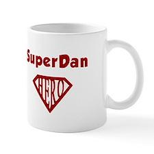 Super Hero Dan Mug